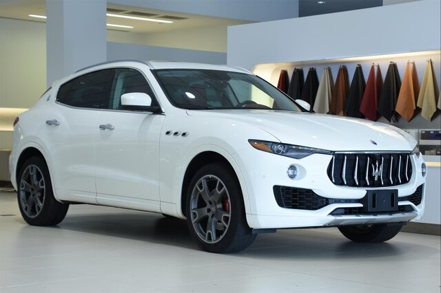 Used Maserati Levante Nj